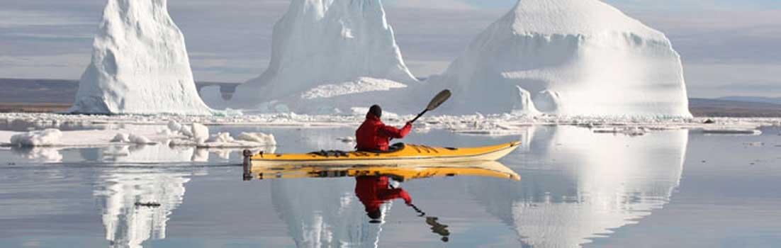 Arctic Kayak