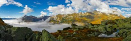 Panorama Silvretta