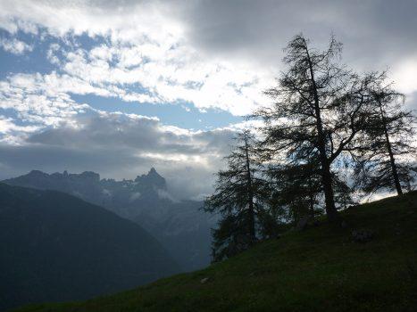 Valais landscape